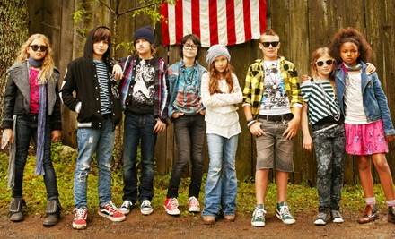 $40 Groupon to 77kids by American Eagle - 77kids by American Eagle in Cherry Hill