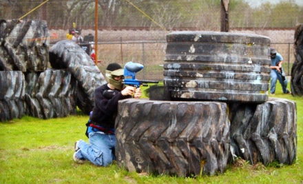 Madddogz: 4-Hour Paintball Session for Two People - Madddogz in Waxahachie
