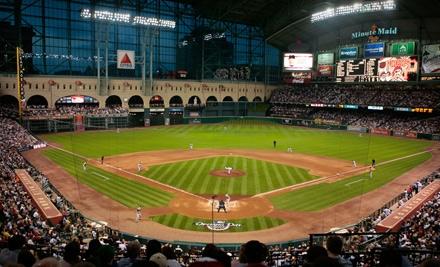 Houston Astros - Houston Astros in Houston