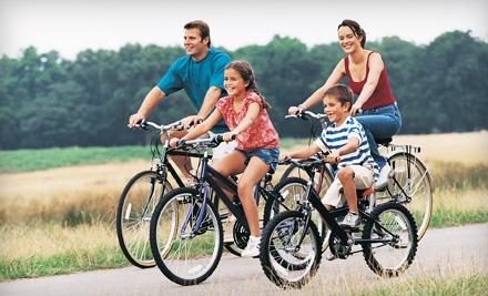 EcoTourz: Four-Hour Bike Rental for Two - EcoTourz in Sandwich