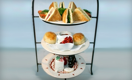 Chado Tea Room Downtown: Afternoon Tea for Two People and $25 Worth of Loose-Leaf Tea - Chado Tea Room Downtown in Los Angeles