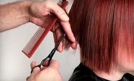 John Fagone Hair Salon: Haircut and Blow-Dry - John Fagone Hair Salon in Marblehead