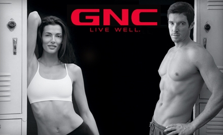 $40 Groupon to GNC: 405 N Center St. in Westminster - GNC in