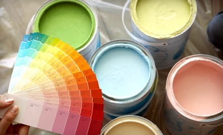 A & J Interior Painting: 1-Room Interior Paint Job - A & J Interior Painting in