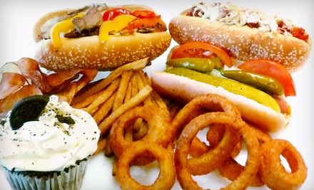 Big City Dogs: $10 Groupon - Big City Dogs in Charlotte