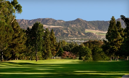 DeBell Golf Club: Round of Golf and Cart Rental for Two - DeBell Golf Club in Burbank