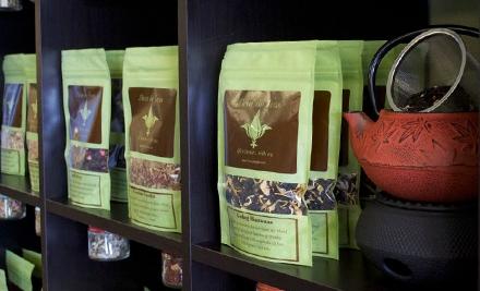 $20 Groupon to Fleur de Teas - Fleur de Teas in Phoenix