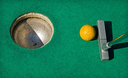 Novelty Golf & Games: 18-Hole Round of Mini Golf For One - Novelty Golf & Games  AKA Bunny Hutch in Lincolnwood