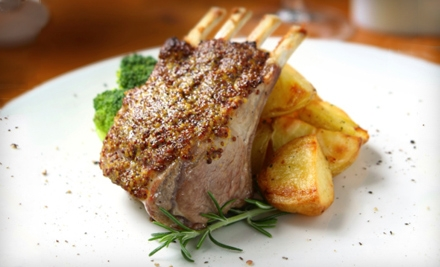 $50 Groupon to The Ferry House - The Ferry House in Princeton