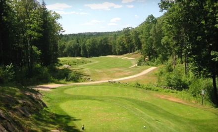 The Shattuck Golf Club: Round of Golf and a Cart for One - The Shattuck Golf Club in Jaffrey