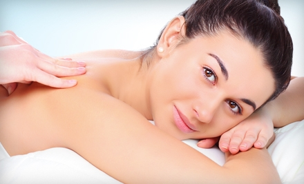 Jathar Salon and Spa: 1 Hour Therapeutic Massage - Jathar Salon and Spa in Waltham