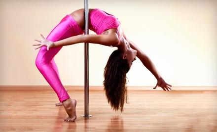 The Secret Pole Dance Studio - The Secret Pole Dance Studio in Los Angeles