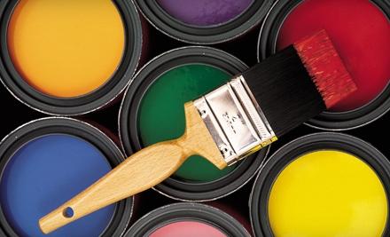 $50 Groupon to Oswego Paint & Home Fashions Company - Oswego Paint & Home Fashions Company in Oswego