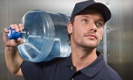 Culligan Water Services: Five 5-Gallon Jugs of Purified Water Delivered to your Door for Use with an Existing Culligan Cooler - Culligan Water Services in