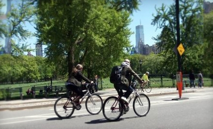 Sayat Bicycle Rental And Tour Company: 2-Hour Bicycle Rental - Sayat Bicycle Rental And Tour Company in Manhattan