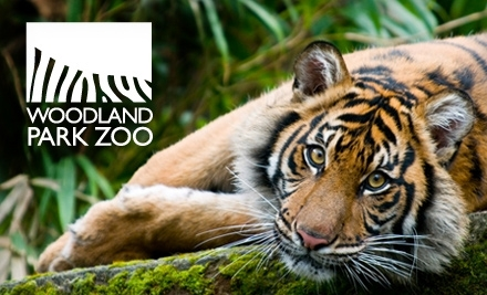 Woodland Park Zoo - Woodland Park Zoo in Seattle