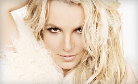 Live Nation: Britney Spears at Time Warner Cable Arena on Thu., Aug. 25 at 7:30PM: Sections 201-202 & 232-233 - Britney Spears and DJ Pauly D in Charlotte