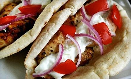 $20 Groupon to Greek Village Taverna - Greek Village Taverna in Schaumburg