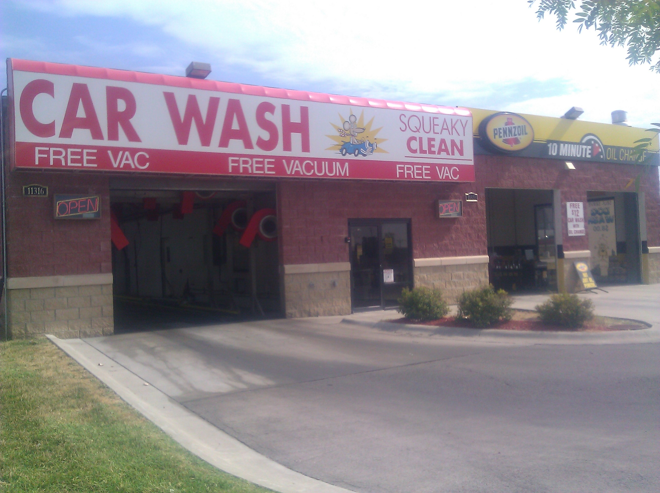 Car Wash Knoxville Ia