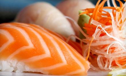 Last Samurai: $10 Groupon for Lunch - Last Samurai in Salt Lake City
