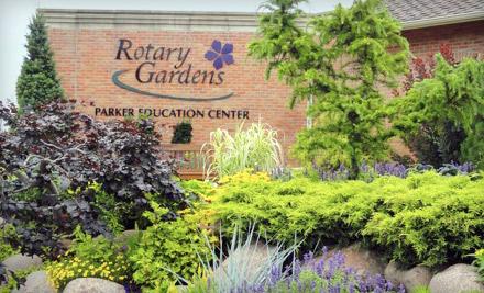 Rotary Botanical Gardens Janesville Wi Groupon
