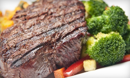 Firewater Grille: Prix-Fixe Southwestern Dinner for Two  - Firewater Grille in San Antonio