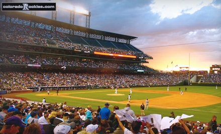 Colorado Rockies at Coors Field: Reserved Seating - Colorado Rockies in Denver