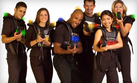 Long Island 39 S Laser Bounce Levittown Ny Groupon
