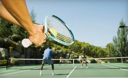 Seth Korey Tennis Academy: 1 60-Min. Private Lesson - Seth Korey Tennis Academy in Scottsdale