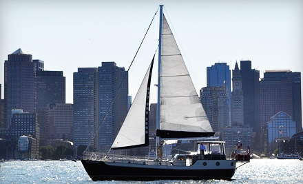 Seacoast Sailing: Public 2-Hour Sailing Adventure for 4 - Seacoast Sailing in Boston