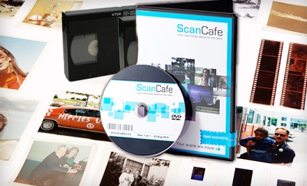 $100 Groupon to ScanCafe - ScanCafe in