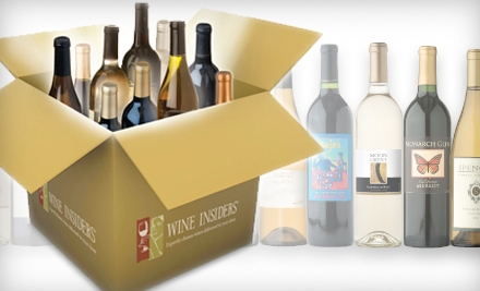 $75 Groupon to Wine Insiders - Wine Insiders in