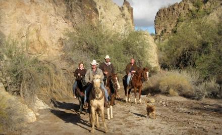 Cowboy Way Adventures: 2-Hour Guided Horseback Trail Ride - Cowboy Way Adventures in