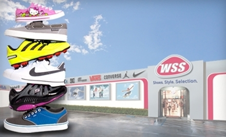 $40 Groupon to WSS - WSS in