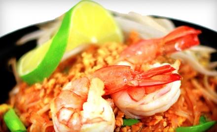 $20 Groupon to ThaiBox - ThaiBox in Allen