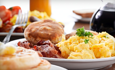 Eggs Etc: Breakfast for 2 With 2 Entrees and 2 Drinks - Eggs Etc in Long Beach