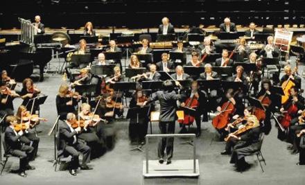 Ticketmaster: Ballet San Antonio and San Antonio Symphony: