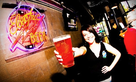 $20 Groupon to Dave's Electric Brewpub - Dave's Electric Brewpub in Tempe