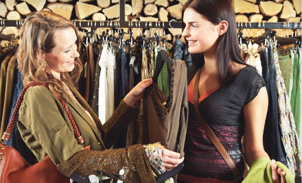 $30 Groupon to Clothes Mentor - Clothes Mentor  in Madison