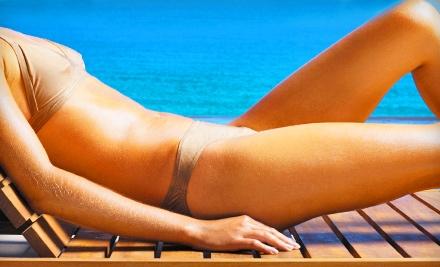 Westlake Wellbeing: Ultimate Airbrush Tanning Package ($155 Value) - Westlake Wellbeing in Austin