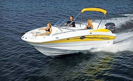 South Beach Boat Rentals: 4-Hour Rental in an 18-Foot Powerboat - South Beach Boat Rentals in Miami