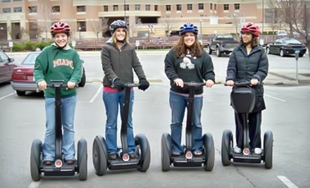 Historical Segway Tour of Rochester, Plus Lunch, for 4 (a $260 value) - All American Segway in Rochester