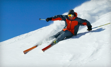$50 Groupon Toward  Ski Tuning and Repair Services - A Culture of Speed in Dumont