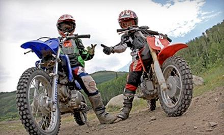 Aspen Dirtbike School Carbondale Co Groupon