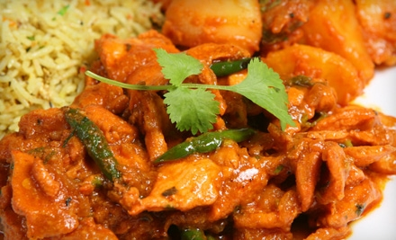 $25 Groupon to Viceroy of India - Viceroy of India in Chicago