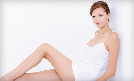 5 Laser Hair-Removal Treatments for a Small Area (Up to a $715 Value) - Thesiger Plastic Surgery in Chevy Chase