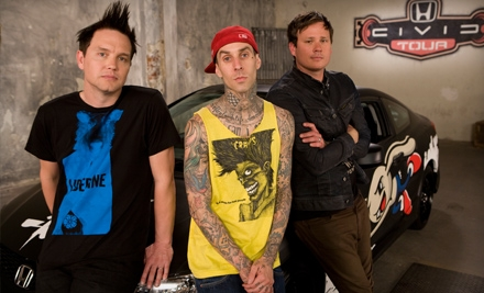 Live Nation: blink-182 and My Chemical Romance at White River Amphitheatre on Thurs., Sept. 1 at 6:30PM: Sections 201, 202, 210, or 211, Rows 21-32 - Honda Civic Tour Presents: blink-182 and My Chemical Romance in Auburn