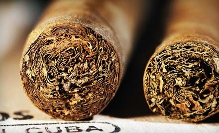 $20 Groupon to Cigars International - Cigars International in