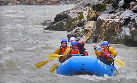 W.E.T. River Trips - W.E.T. River Trips in Lotus