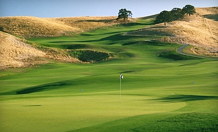 Round of Golf with Cart Rental (a $65 value/person), 1 Bucket of Range Balls (a $10 value/person), 1 Sleeve of Balls (a $10 value/person), and 1 Lunch (an $8 value/person) for 1 Person - Roddy Ranch Golf Club in Antioch